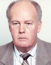 Obituary Image - NELSON, Blaise Lacoste, Reg. No. 407