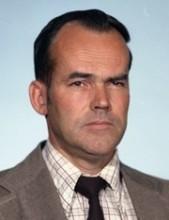 Obituary Image - EVANS, John Douglas, Reg. No. 160